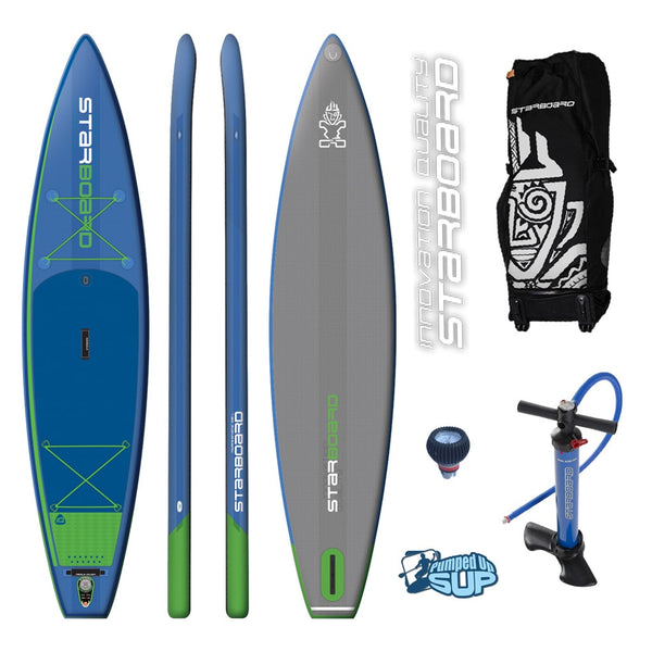 "Starboard TOURING 11'6 Zen Inflatable SUP 2017 (11'6""x30""x6"")"