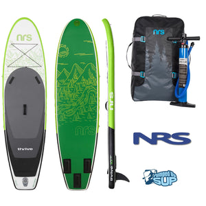 "NRS Thrive 10'3""x32"" LIMITED EDITION Inflatable Stand Up Paddle Board SUP 2018"