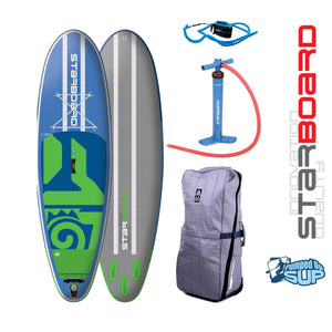 "Starboard WHOPPER Zen Inflatable SUP 2018 (10'0""x35""x5.5"")"