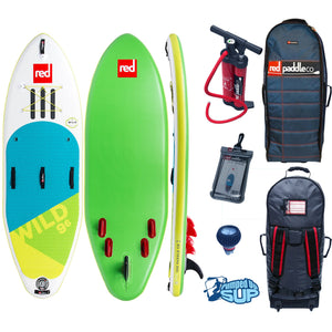 Red Paddle Co Wild 9'6 Inflatable SUP