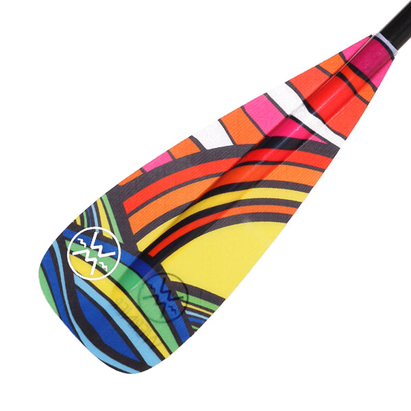 Werner Paddles Zen 85 - 3 Piece Travel - SUP Paddle
