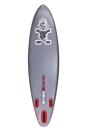 "Starboard WIDE POINT Deluxe Inflatable SUP 2017 (10'5""x32""x6"")"