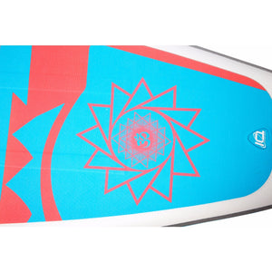 "Starboard YOGA DASHAMA Zen Inflatable SUP 2018 (10'0""x35""x4.75"")"
