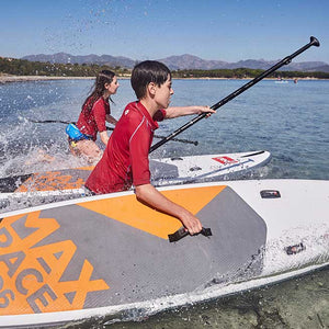 "Red Paddle Co MAX RACE 10'6""x24"" Inflatable Stand Up Paddle Board SUP 2018/2019"