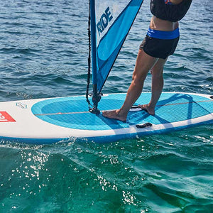 "Red Paddle Co WINDSURF 10'7""x33"" Inflatable Stand Up Paddle Board SUP 2018/2019"