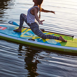 "Red Paddle Co ACTIV Yoga 10'8""x34"" Inflatable Stand Up Paddle Board SUP 2018/2019"