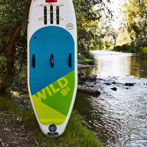 "Red Paddle Co WILD 9'6""x34"" Inflatable Stand Up Paddle Board 2018/2019"