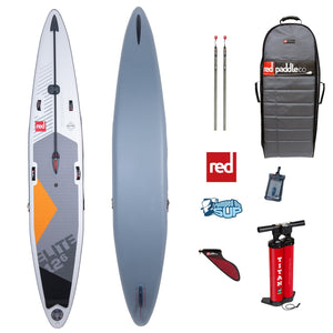 "Red Paddle Co ELITE 12'6""x28"" Inflatable Stand Up Paddle Board SUP 2020"