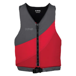 NRS Crew Universal PFD - RED