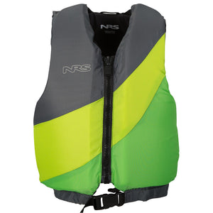 NRS Crew YOUTH Universal PFD - GREEN