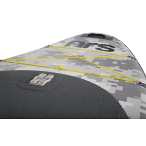"NRS OSPREY FISHING 11'0""x34"" Inflatable Stand Up Paddle Board SUP 2018"