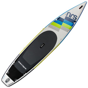 "NRS ESCAPE 12'6""x30"" Inflatable Stand Up Paddle Board SUP 2018"