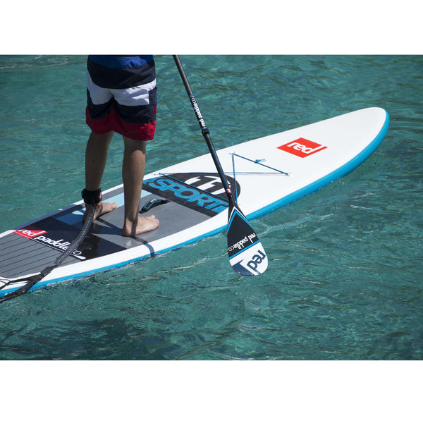 "Closeout One ONLY - Red Paddle Co SPORT 11'x30"" Inflatable Stand Up Paddle Board 2015"