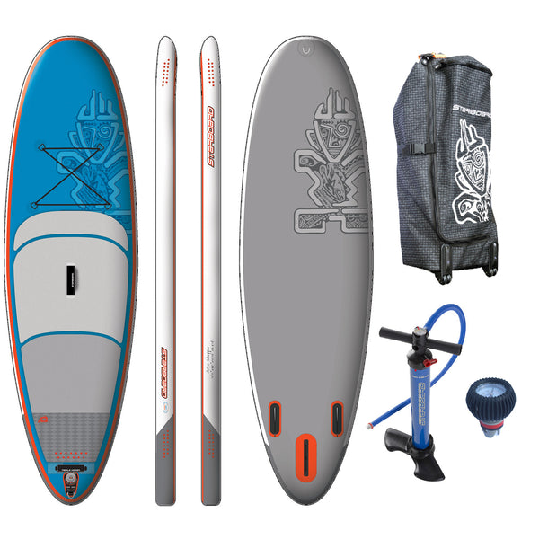 "Starboard WHOPPER 10'0""x35"" Inflatable Stand Up Paddle Board 2016"