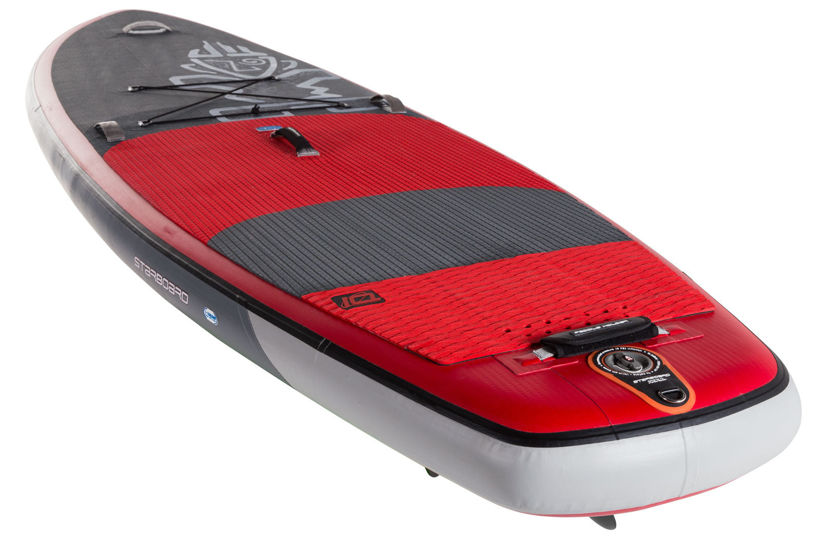 "Starboard STREAM 9' 6"" x 36"" Inflatable Stand Up Paddle Board 2016"