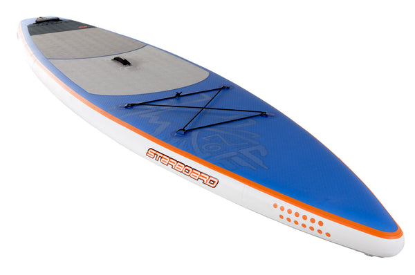 "Starboard TOURING 11'6""x30"" Inflatable Stand Up Paddle Board 2016"