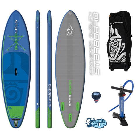 "Starboard WIDE POINT Zen Inflatable SUP 2017 (10'5""x32""x4.75"")"