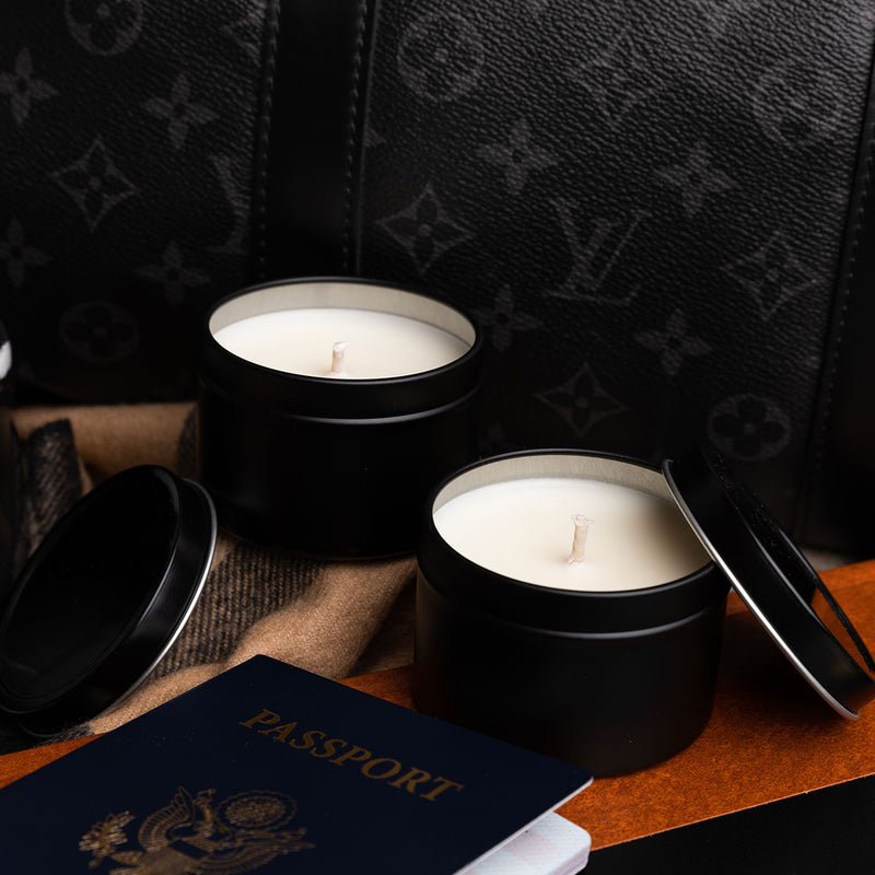 Spring | Travel Candle