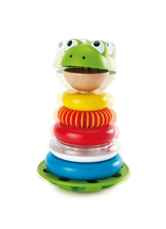 Mr.Frog Stacking Rings