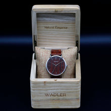Load image into Gallery viewer, Wadler Original Watch for men displaying its box front view