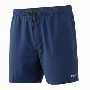 "Huk Capers Volley 5.5"" Short"