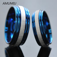 AMUMIU  Couples Rings