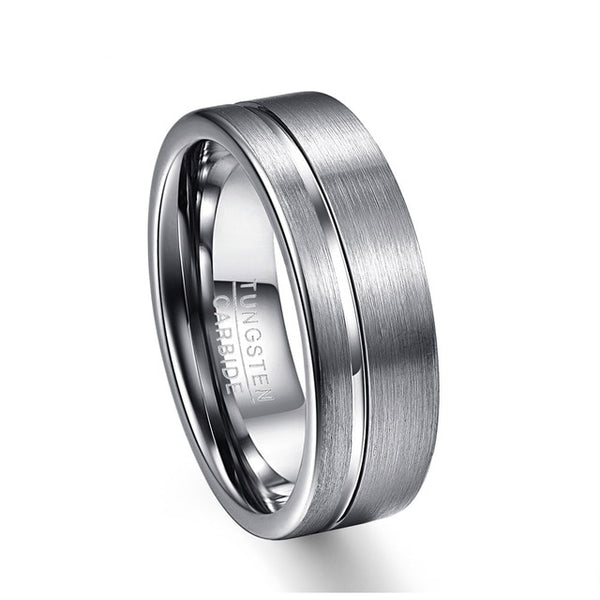 Titanium Garbide Never Rust Ring