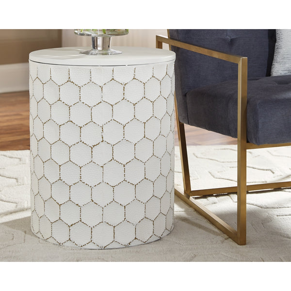 Polly Accent Stool