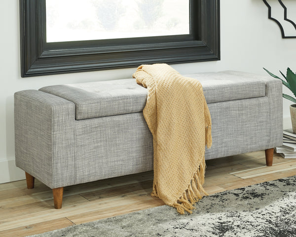 Winler Storage Bench