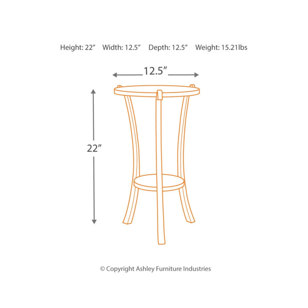 Enderton Accent Table
