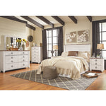 Willowton Five Drawer Chest