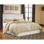Willowton King Panel Bed Frame