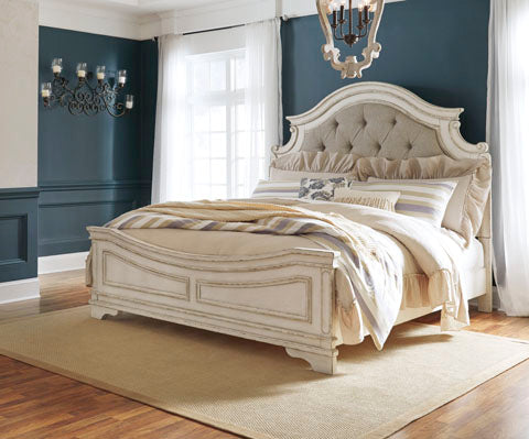 Realyn King Bed Frame