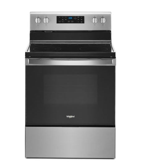 5.3 cu. ft. electric range with Frozen Bake™ technology