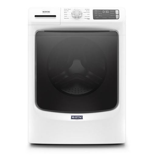 4.8 cu. ft. Front Load Washer with Extra Power and 16-Hr Fresh Hold® option