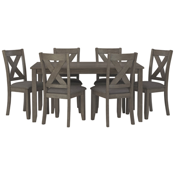 Caitbrook Dining Room Table Set