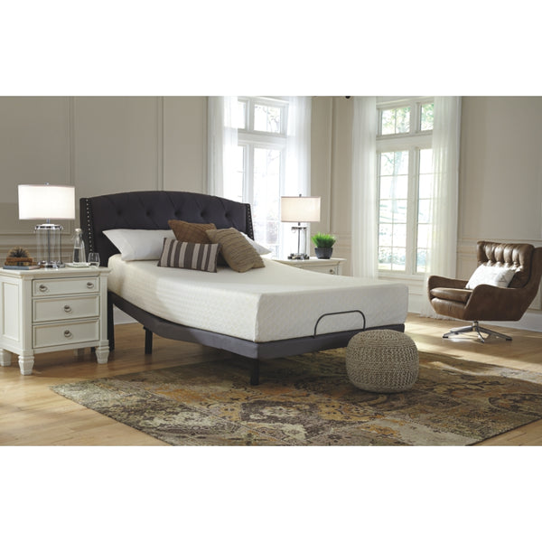 Chime 12in Memory Foam King Mattress