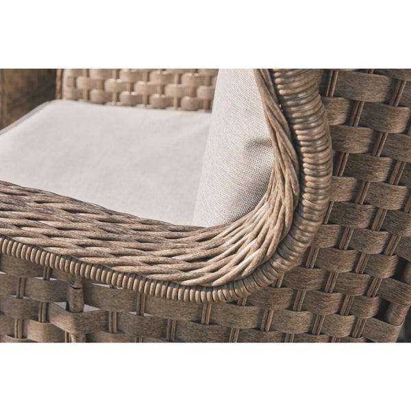 Clear Ridge Lounge Chair w/Cushion (set of 2)