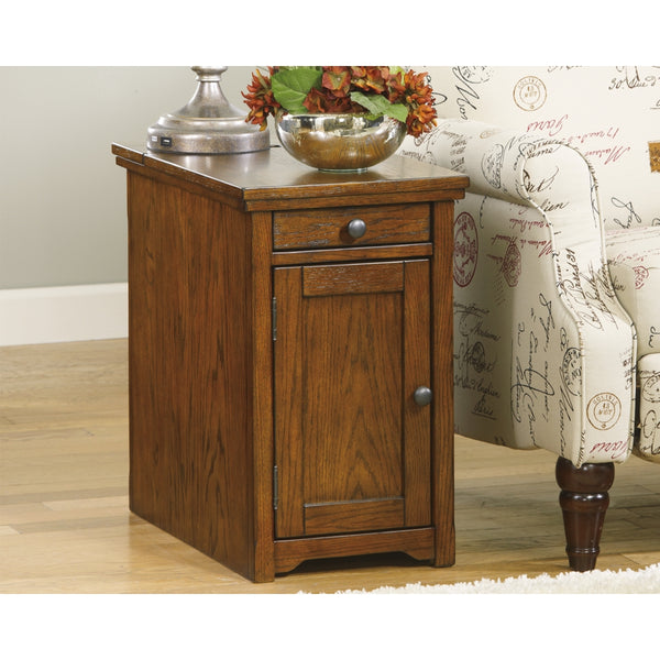 Laflorn Chair Side End Table