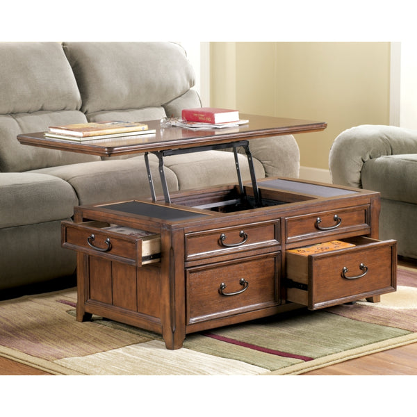 Woodboro Lift-Top Coffee Table