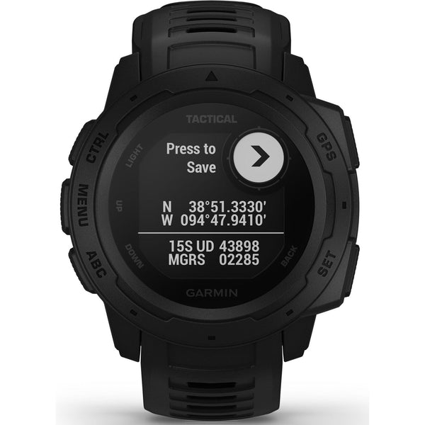 GPS Watch / Tactical Edition