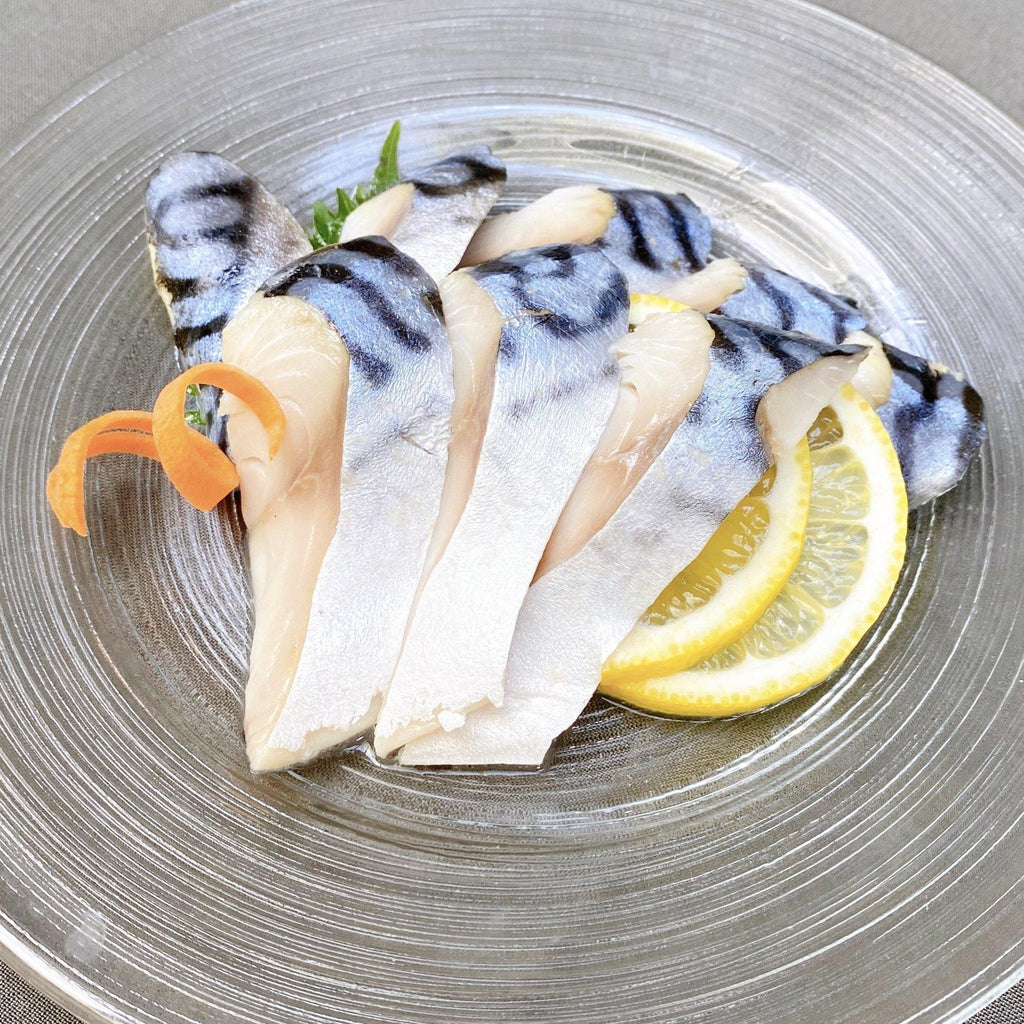 Vinegared Mackerel Fillet (Shime Saba) | しめさば フィレット | 120G - SAKANA Singapore