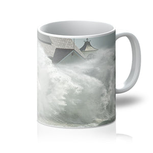 Stormy conditions at the Sea Shanty Mug