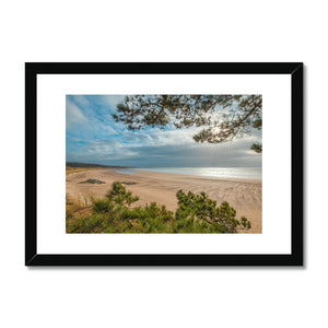 Llanddwyn beach III Framed & Mounted Print