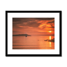 Load image into Gallery viewer, Cemaes Bay sunset
