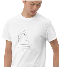 Load image into Gallery viewer, Optimist dinghy T-Shirt