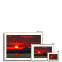 Load image into Gallery viewer, Holyhead Mountain Sunset - Phil Taylor