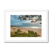 Load image into Gallery viewer, Llanddwyn beach III Framed & Mounted Print
