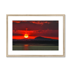 Holyhead Mountain Sunset - Phil Taylor