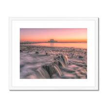 Load image into Gallery viewer, The old sluice at Porth Cwyfan